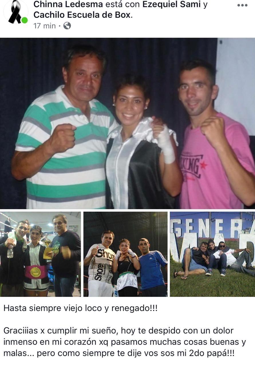 Pinamar: un ex campeón de boxeo murió en pleno concurso de quién come más medialunas