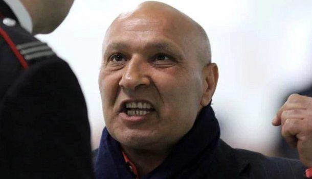 Francesco Amato, de 55 años, fue condenado en un maxi proceso contra la Mafia.
