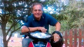 Tragedia en Pinamar: el momento en el que se descompensa el hombre que comió medialunas