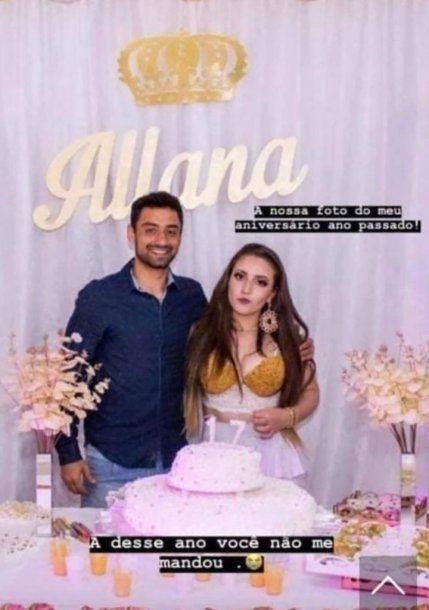 Allana y Daniel