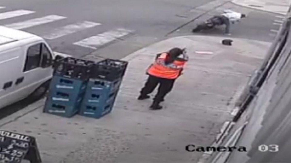 VIDEO: Así fue como la policía absuelta y elogiada por Bullrich mató a un ladrón por la espalda