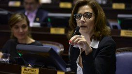 Alejandra Martínez, diputada provincial