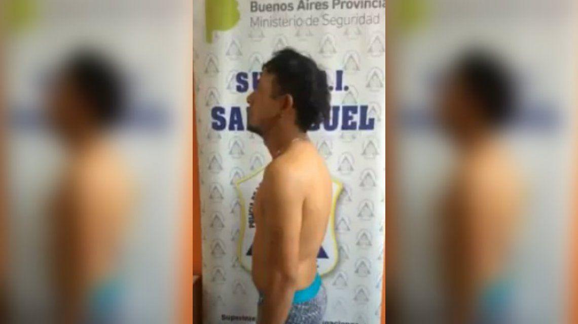 El primo de Fabián González fue arrestado por la violación de su hija de 7 años