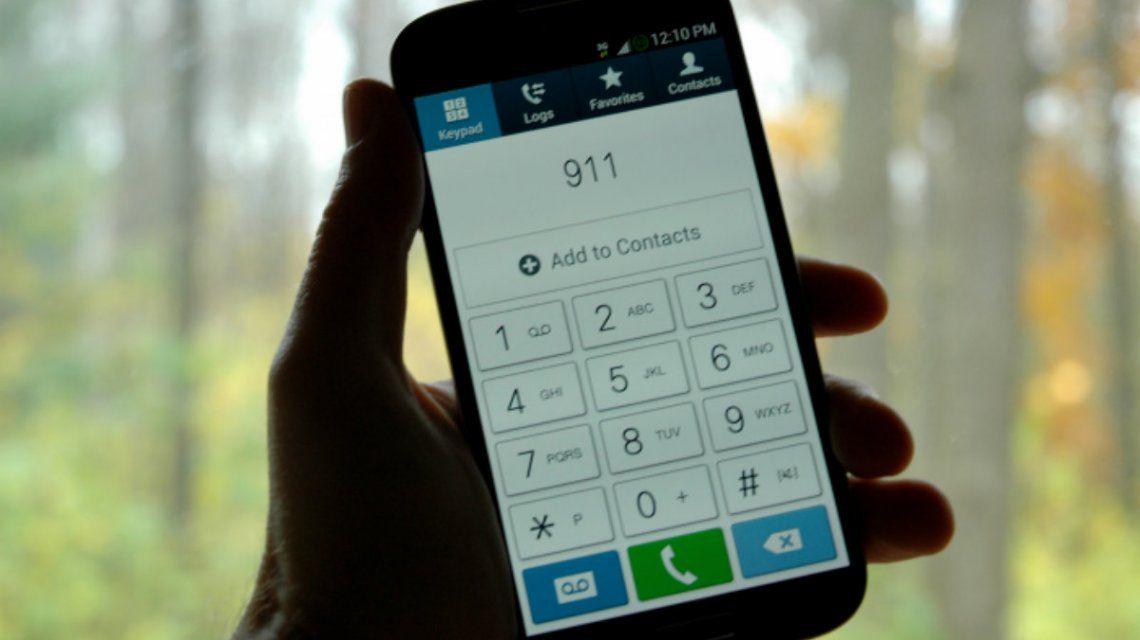 Imputaron a un hombre por 139 denuncias falsas al 911
