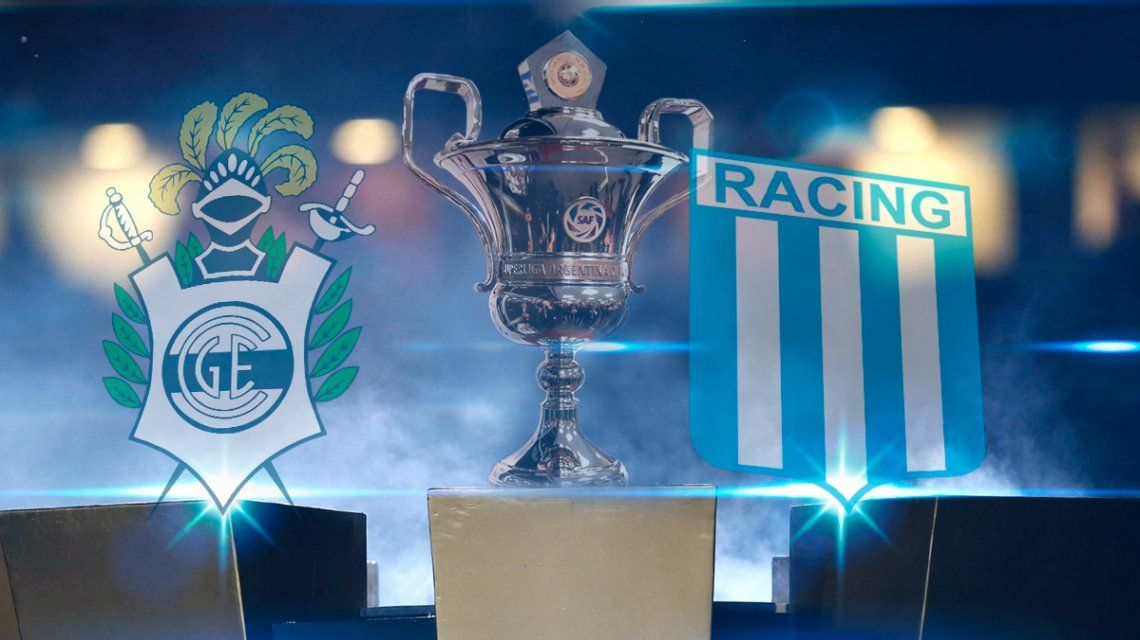 Gimnasia vs. Racing por la fecha 12 de la Superliga: horario, formaciones y TV