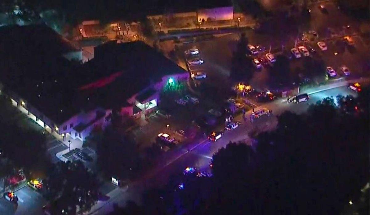 Tiroteo en un bar de Thousand Oaks: hay al menos doce muertos