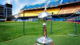 ¿Alguno la tocará? La Copa Libertadores ya llegó a La Bombonera