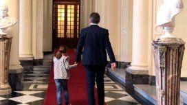 La revelación de Macri: dijo que su hija está preocupada por el déficit de Aerolíneas