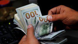 El dólar sube por segundo día consecutivo