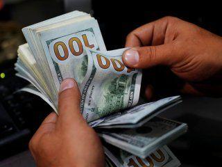 el dolar salto 55 centavos y quedo cerca de los $37