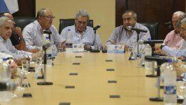 El FMI volverá a reunirse con la cúpula de la CGT para hablar de Macri y de un posible paro