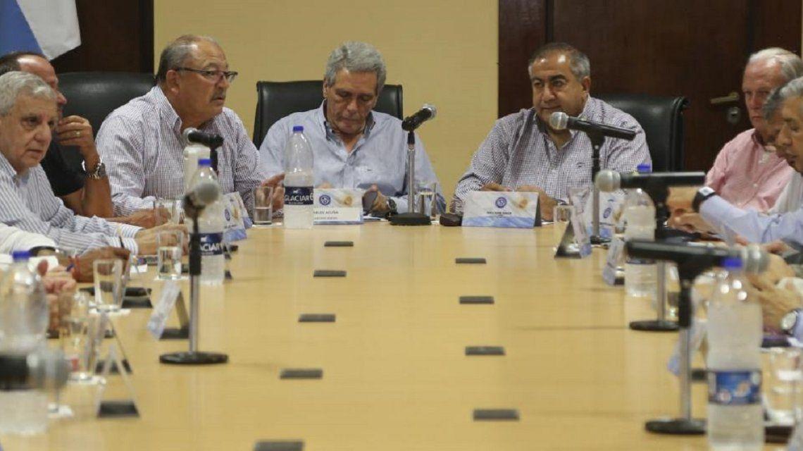 La CGT recibe este jueves a la misión del FMI