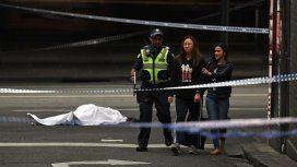 Ataque terrorista en Melbourne: un hombre apuñaló y mató a una persona en pleno centro