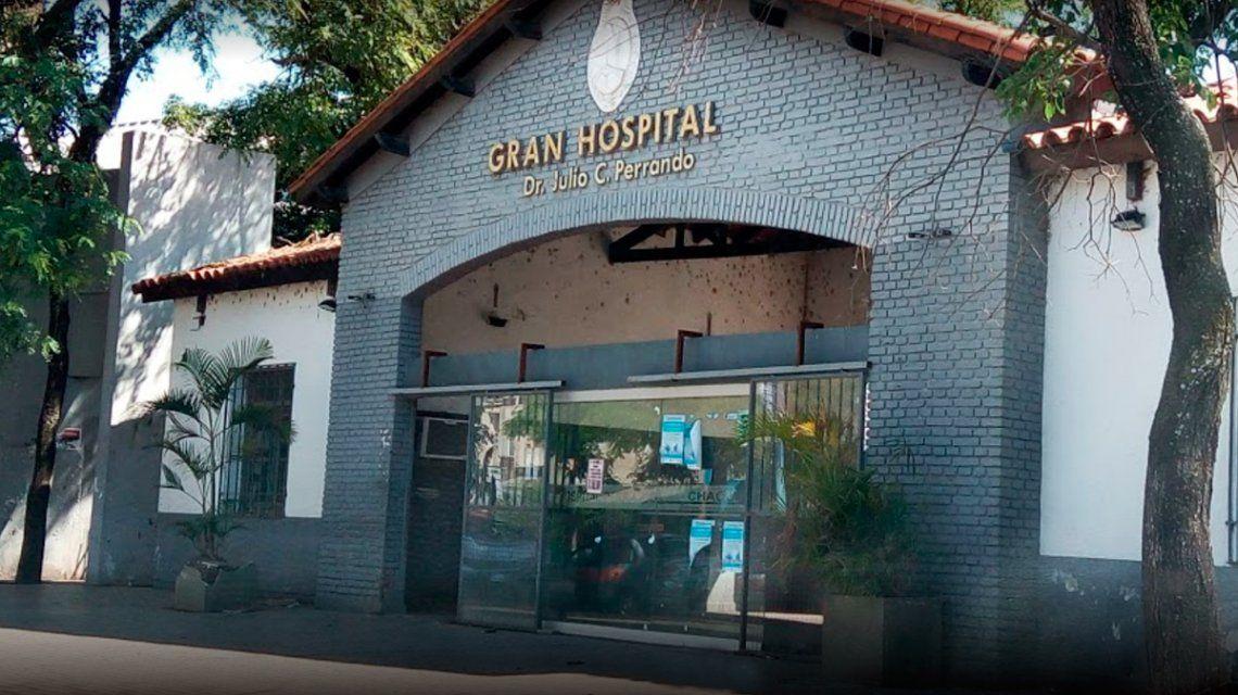 Hospital Perrando de Chaco