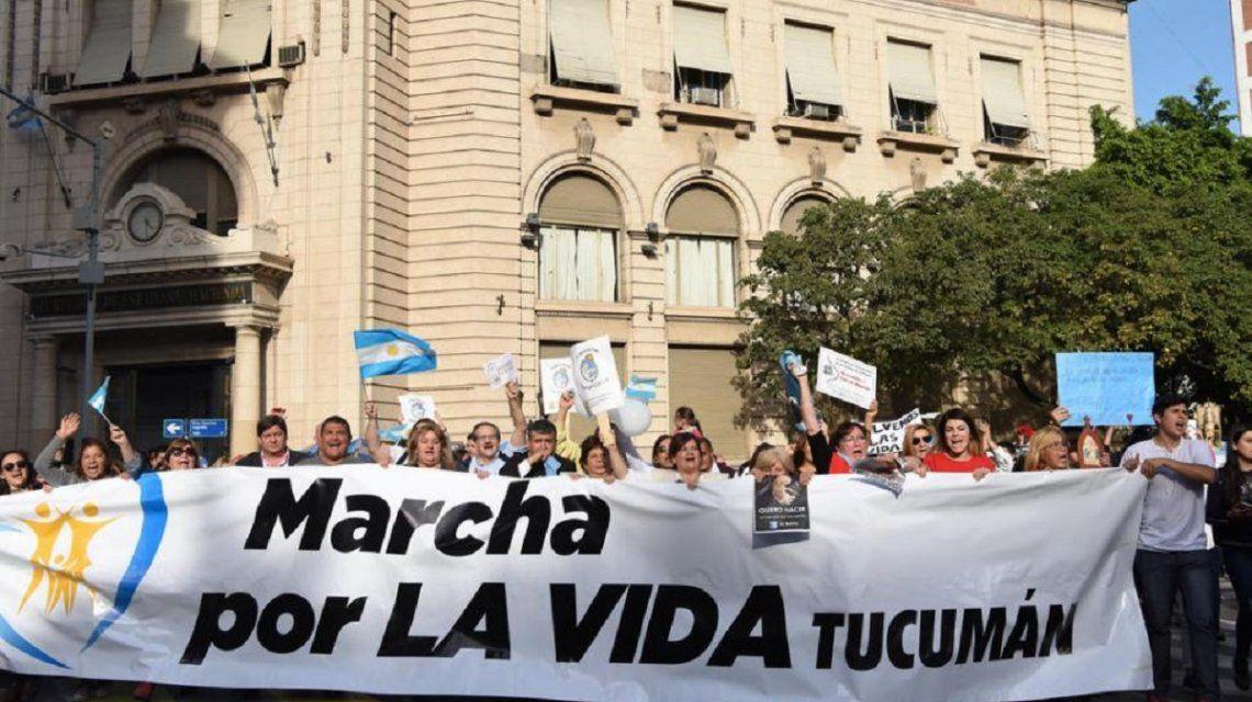 Tucumán: la mitad de los legisladores quiere prohibir el aborto en casos de violación