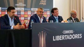 El Chiqui Tapia le puso paños fríos al Superclásico: No es más que un partido de fútbol