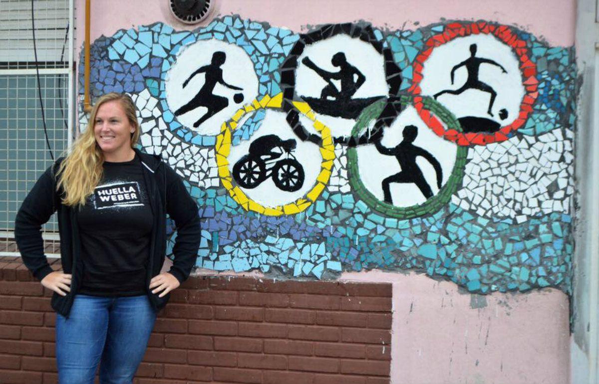 Desesperado reclamo y descargo de una atleta olímpica argentina: La ley de talles importa