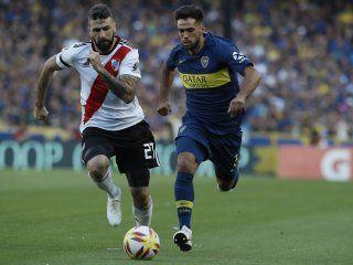En el último Boca - River por la Superliga el Millonario utilizó short negro y ganó