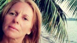 La mujer está internada en Tailandia