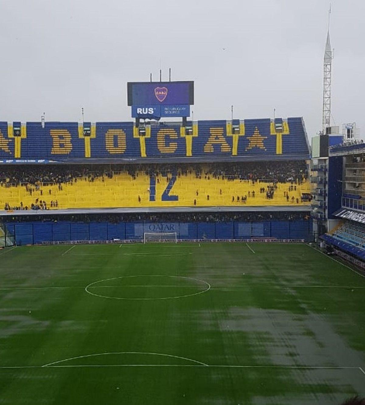 La burla de un club del ascenso por el estado de la cancha de Boca