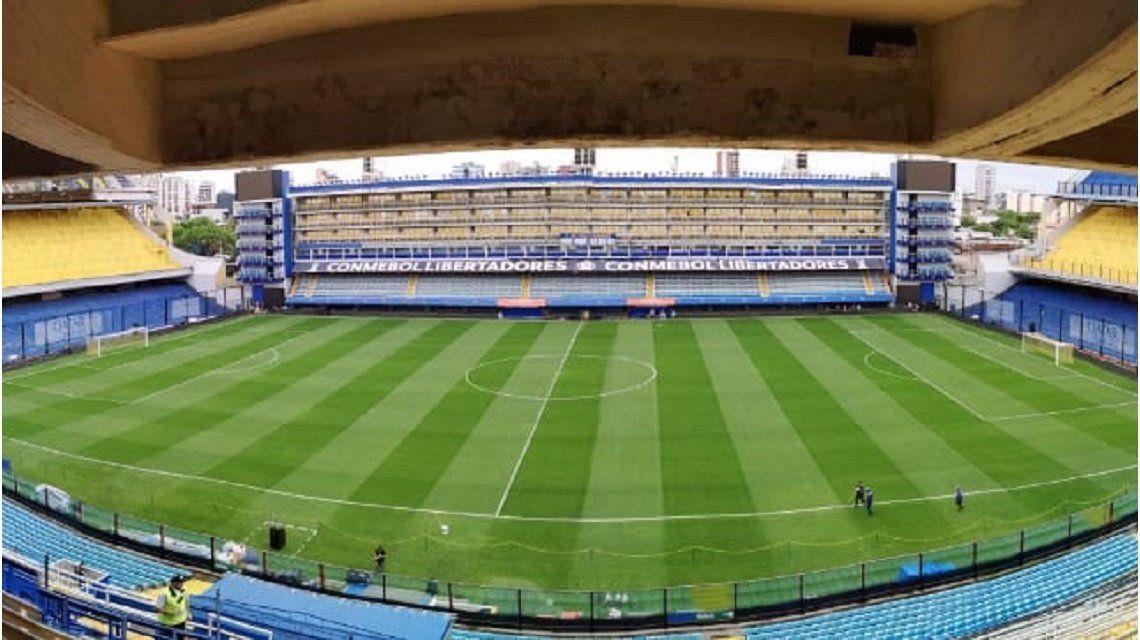 Este domingo se juega la primera final de la Copa Libertadores