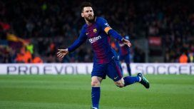 Messi cierra el año como el máximo goleador del mundo