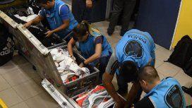 Polémica en la Bombonera por una inspección atípica a la utilería de River