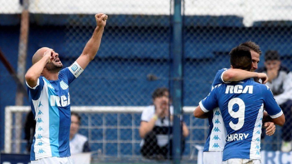 Aldosivi vs Racing por la Superliga: horario, formaciones y TV