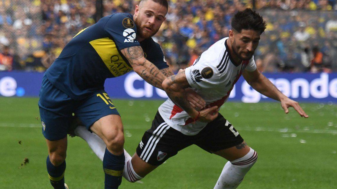 Si Boca gana hoy podría haber Superclásico con River en octavos de la Copa Libertadores