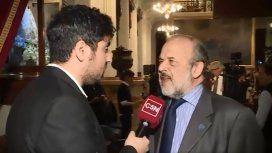 Eduardo Amadeo y Lautaro Maisilin en C5N