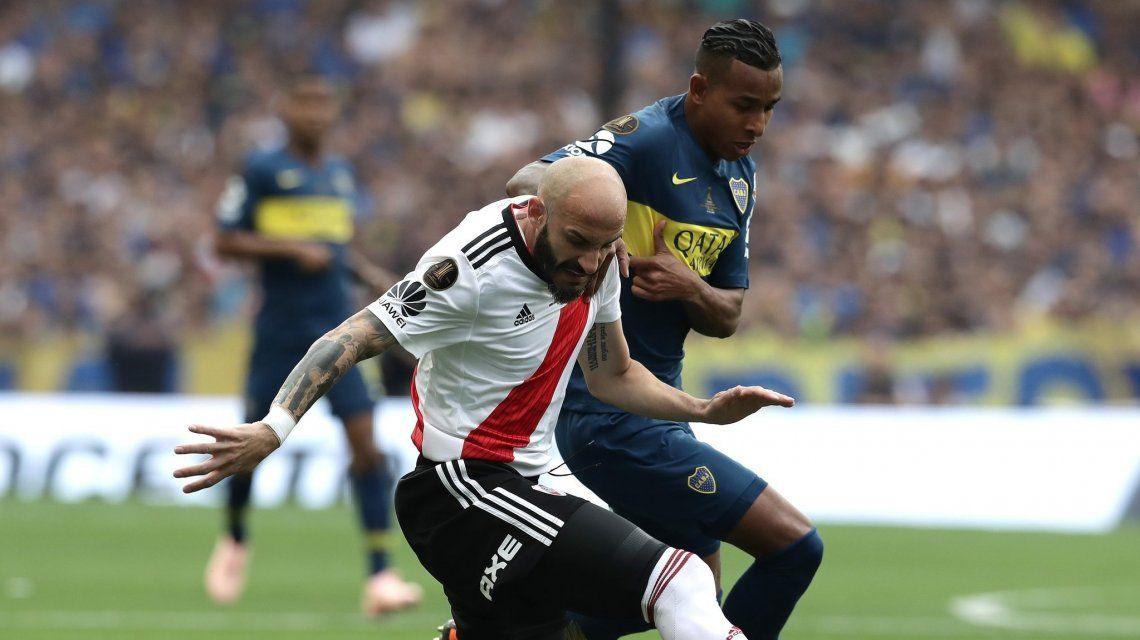 Ausencias, dudas y los posibles regresos para el partido de vuelta del River - Boca