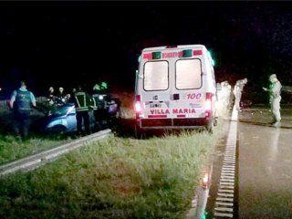 cordoba: una dirigente del pro murio en un accidente de auto
