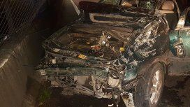 Las imágenes del choque por el que imputaron a Alfredo Olmedo