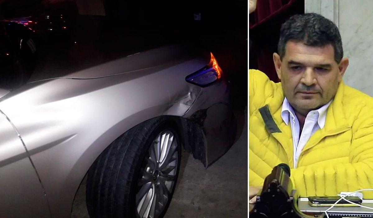 Habló Olmedo tras el choque fatal: Tengo dudas si fue intencional