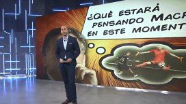 El penal más largo del mundo: un cuento de Soriano y los tiempos que maneja el Gobierno