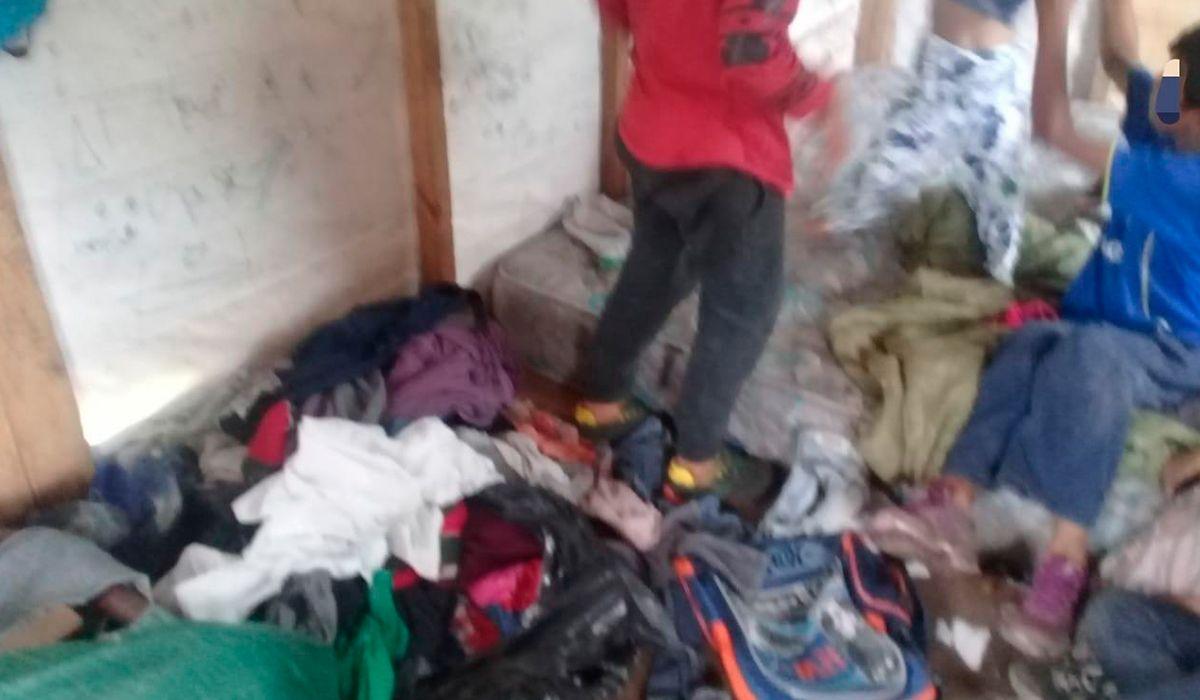 Rescataron a cinco chicos abandonados y mal nutridos en Florencio Varela: su famiila los había dejado