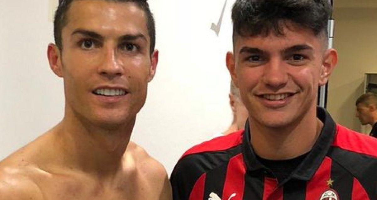 La foto de Cristiano Ronaldo que tuvo que borrarse porque dejó en evidencia a un compañero