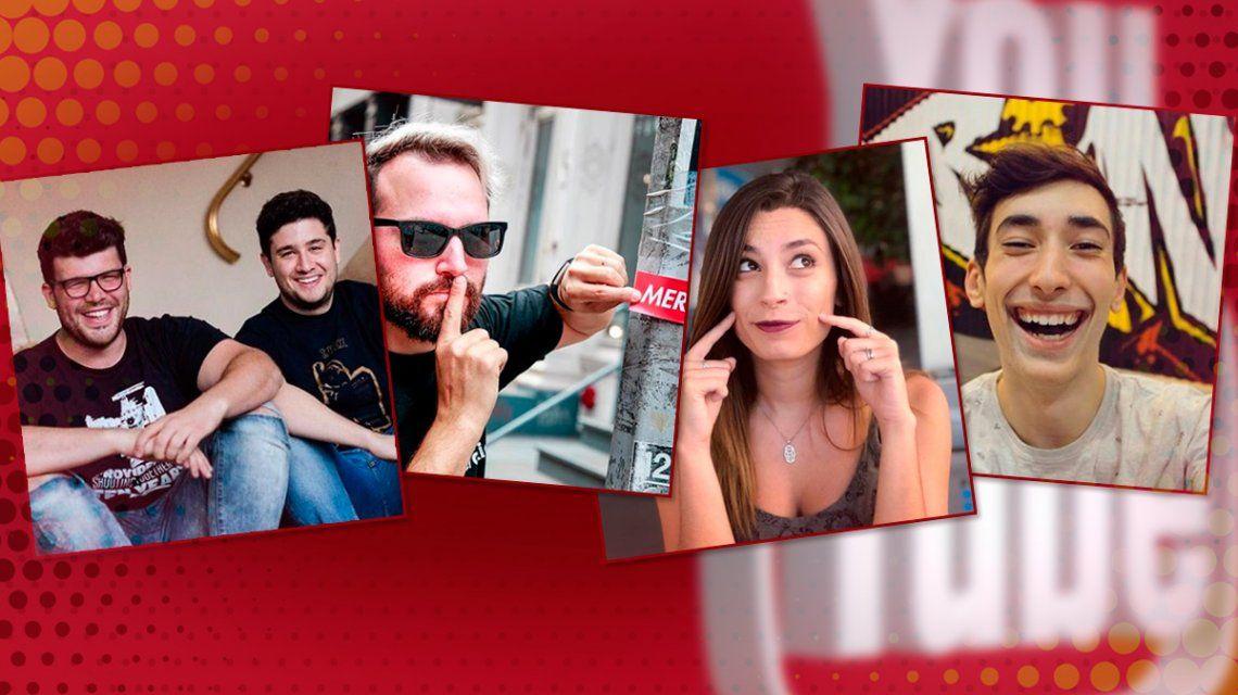 Trabajo, dedicación y nuevas ideas: así es la vida de un youtuber en Argentina