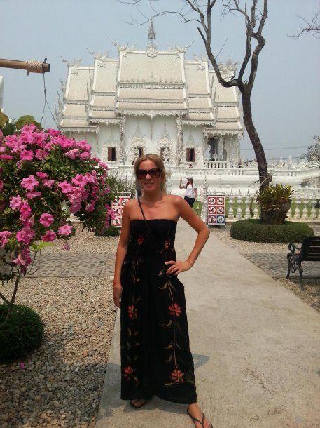 Daniela es de Posadas, Misiones, y se había ido a vivir a Tailandia.
