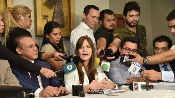 La abogada residía en Brasil y había llegado a Paraguay hacía unos día.