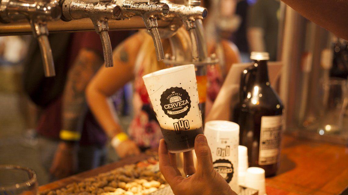 ¡Para fanáticos! Llega una nueva edición de la Fiesta de la Cerveza Artesanal