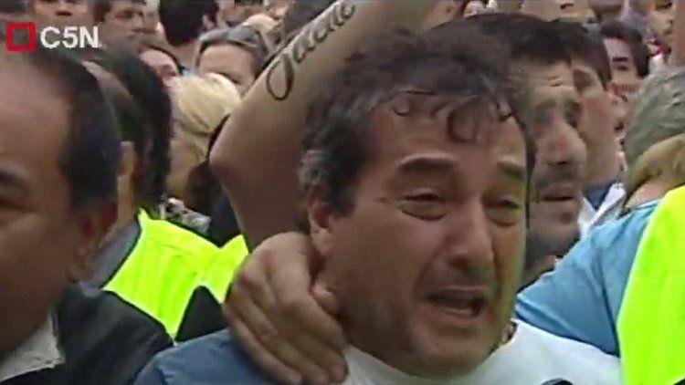 El dolor del padre de Zaira Rodríguez
