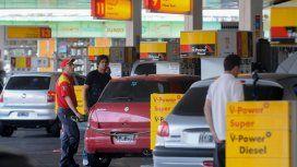 Shell sigue a YPF y aumentó 2