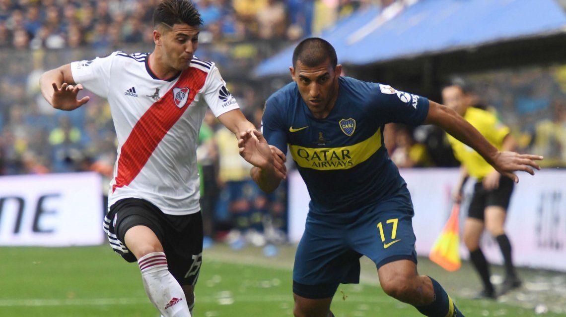 Una mala para River antes del Superclásico: Exequiel Palacios se va al Real Madrid en enero