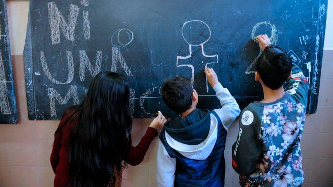 Más del 80% de las estudiantes quiere que la escuela hable sobre violencia de género