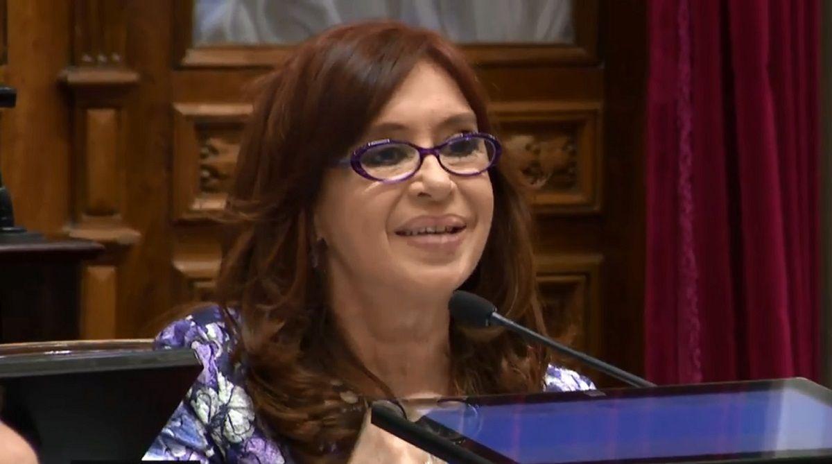 Cristina Kirchner: No es un presupuesto, es una ley de déficit 0