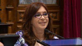 Cristina Kirchner: No es un presupuesto