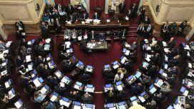 El Senado aprobó el Presupuesto con un fuerte ajuste para 2019