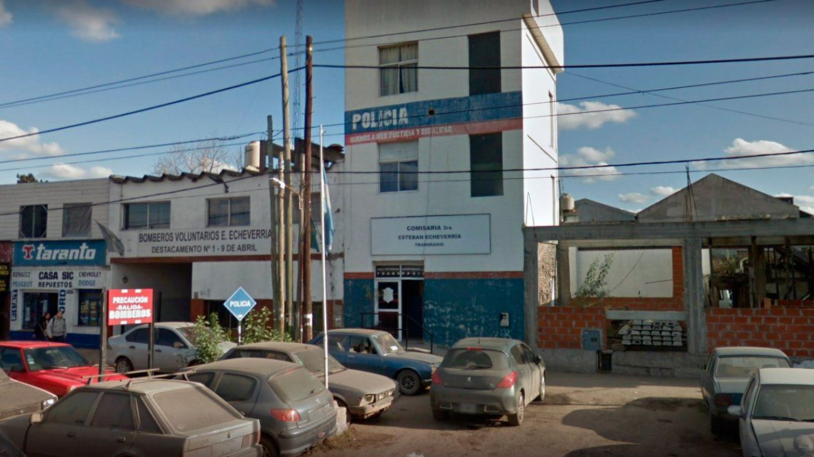 Motín e incendio en una comisaría de Esteban Echeverría: murieron cuatro detenidos