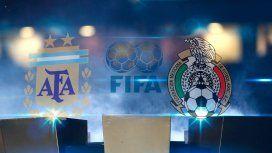 La Argentina de Scaloni debuta como local ante México
